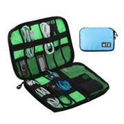4a4164a29ca6 Portable Electronic Accessories Cable USB Drive Organizer Bag Travel Insert  Case