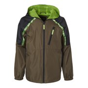 118b41556 Zip Up Windbreaker Jacket with Mesh Lining (Big Boys)