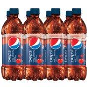 Pepsi Wild Cherry Soda 8-16.9 fl. oz. Bottles