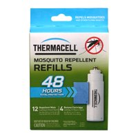 Thermacell Mosquito Repellent Refill, 48-Hour Protection