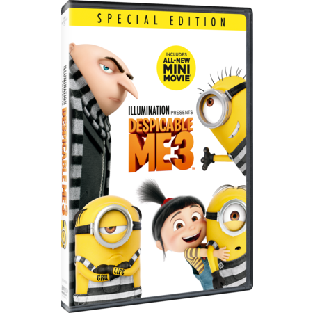 Despicable Me 3 (Special Edition) (DVD)
