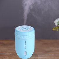 Lamp Humidifier Cute Cup Light LED Humidifier Air Diffuser Purifier Atomizer