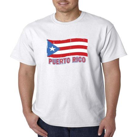 Isabella Puerto Rico (720 - Unisex T-Shirt Puerto Rico Flag Pr Distressed )