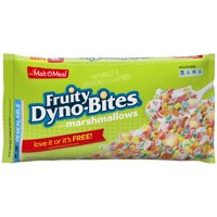 Malt-O-Meal, Fruity Dyno-Bites, Marshmallows, 35 Oz, Bag