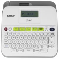 Brother P-touch PT-D400AD Desktop Label Maker with AC Adapter
