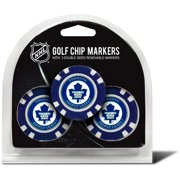 4212303c09f Team Golf NHL Toronto Maple Leafs 3 Pack Golf Chip Ball Markers
