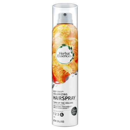 Herbal Essences Body Envy Volumizing Hairspray with Citrus Essences, 8 oz