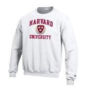 0a370b7a440 Harvard University Champion Men s Sweatshirt-White