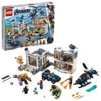 LEGO Marvel Avengers Super Heroes Avengers Compound Battle 76131