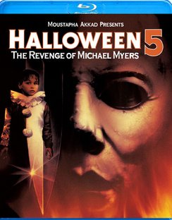 Halloween 5: The Revenge Of Michael Myers (Blu-ray) - Halloween Michael Myers Movie Collection