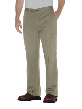 Men's Loose Fit Straight Leg Cargo Pants