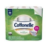 Cottonelle Ultra GentleCare 18 Double Rolls, Toilet Paper, Sensitive