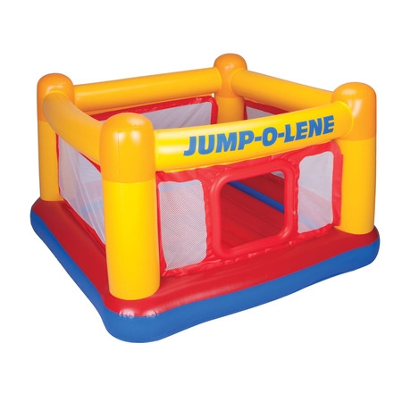 Intex Inflatable Playhouse Jump-O-Lene Bouncer (Play Bouncer)