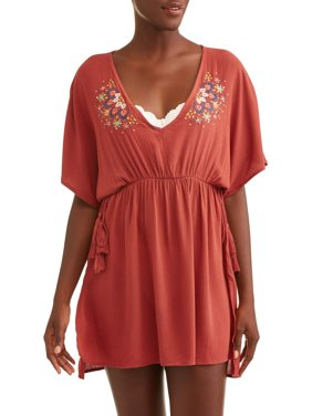Women's Dolman Sleeve Cover-Up