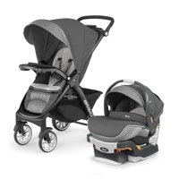 Chicco Bravo LE Stroller w/ KeyFit 30 Zip Infant Car Seat and Base Travel System