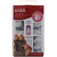 Kiss Products Kiss  Full-Cover Nails, 100 ea