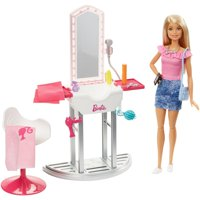 Barbie Salon and Doll, Blonde