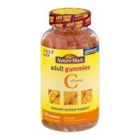 Nature Made Vitamin C Adult Gummies Value Size