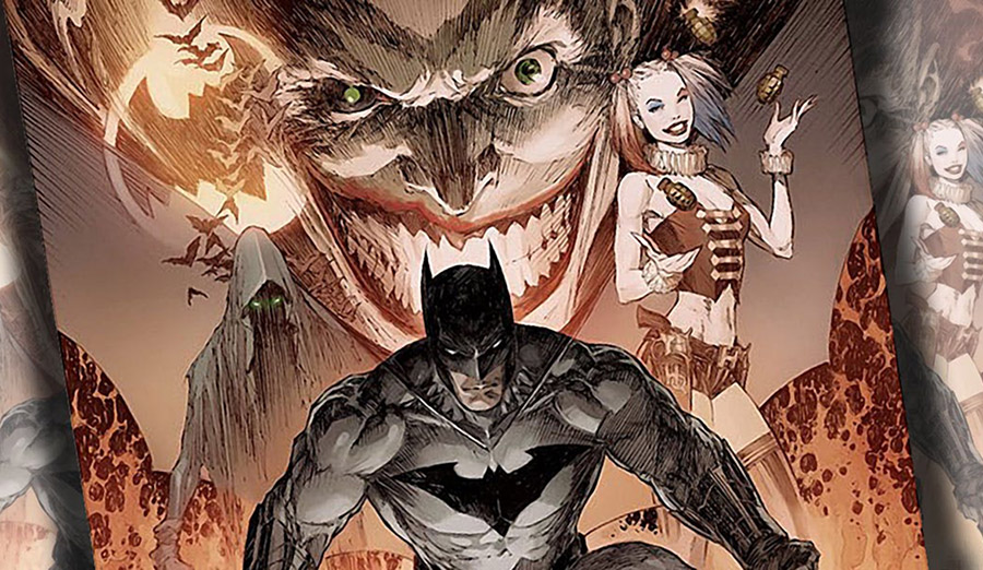 69f7e86466e7 Hero   Villain Team Up in Batman Joker  Deadly Duo - Walmart.com