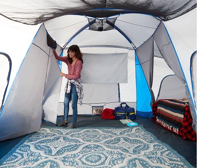 72617c35de Ozark Trail. Top tents for family adventures.