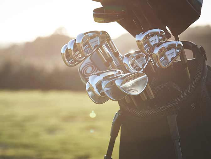 Shop golf equipment