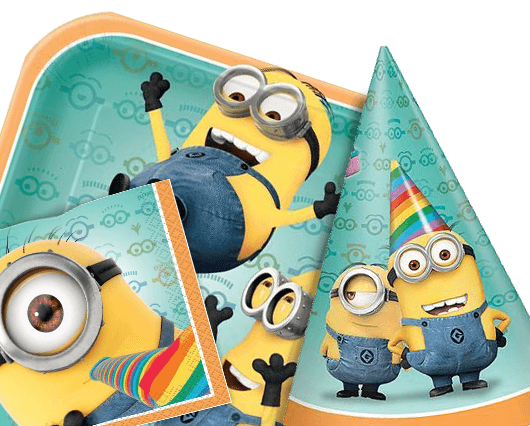 Minion Themed Birthday Party Ideas