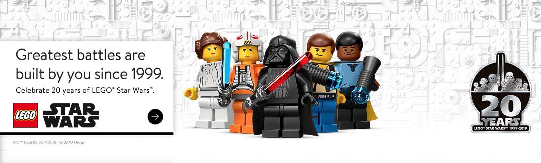 Celebrate Lego Star Wars