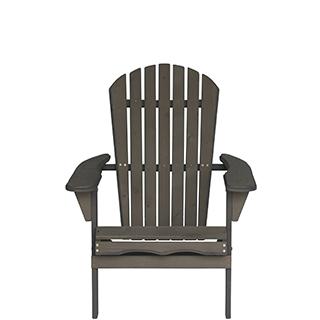 Outdoor metal chair Swivel Adirondack Chairs Webstaurantstore Patio Furniture Walmartcom