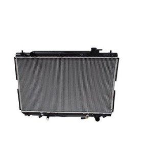 Radiators + Engine Cooling