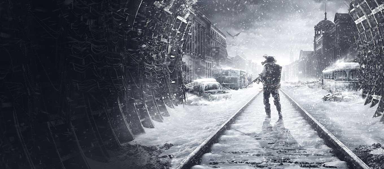 Metro Exodus. Available now on Xbox One.