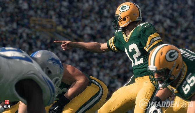 0b20b1a66 EA Unveils Madden NFL 18 s Clutch Players - Walmart.com