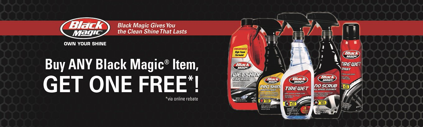 Black Magic Buy One Get One Free