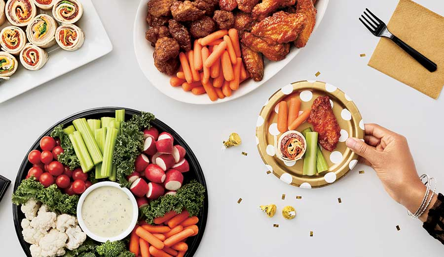 Walmart Has Made To Order Food For Any Occasion Appetizer Trays Snack And Deli Platters Your Next Get Together