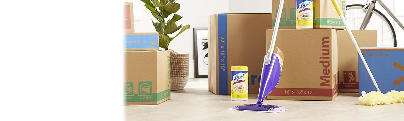 On the move? We're here to help! Get the moving supplies you need in one spot.