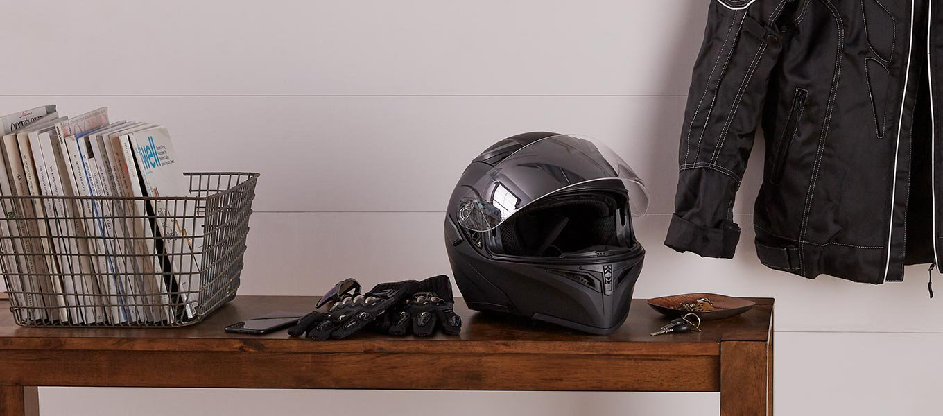 Spring into action. Get motorcycle-ready with the best gear.
