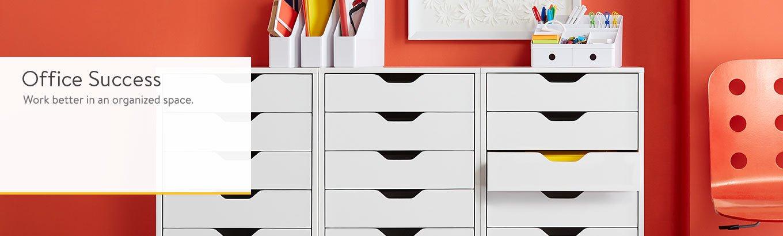 Storage Ideas Office