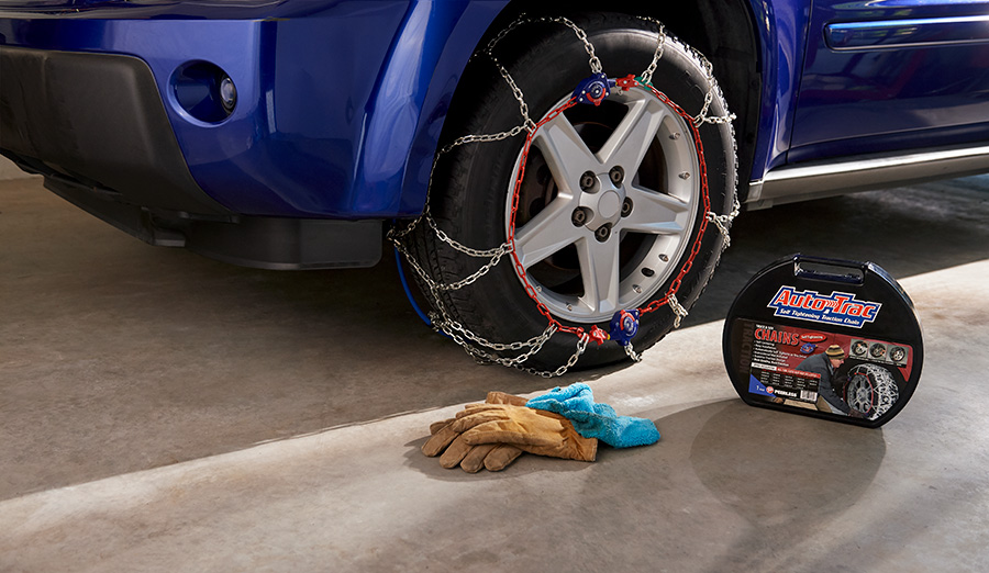 Easy Guide To Installing Tire Chains And Cables Walmart Com