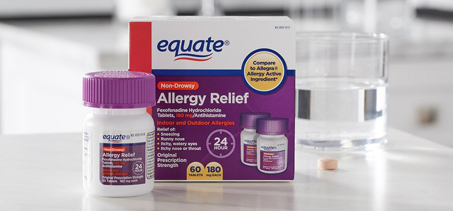 What a relief! Find seasonal allergy treatments.