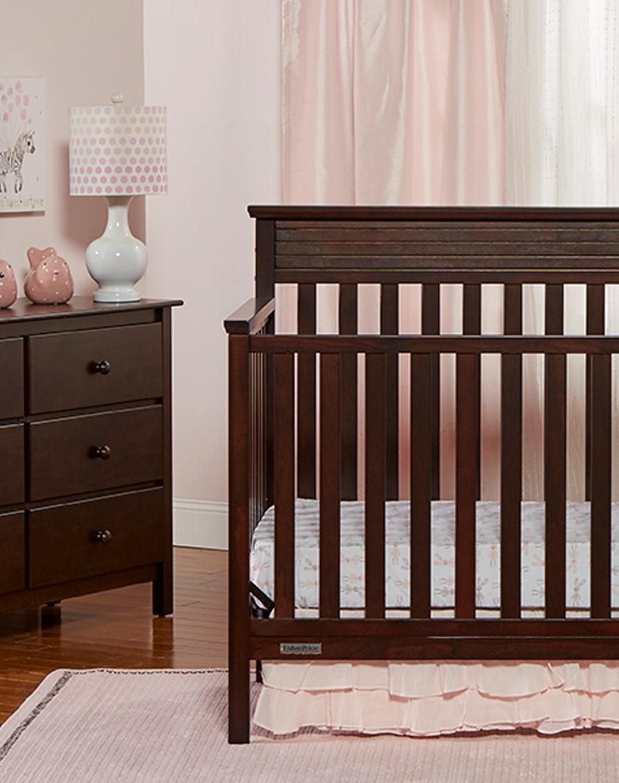 Fisher price newbury crib