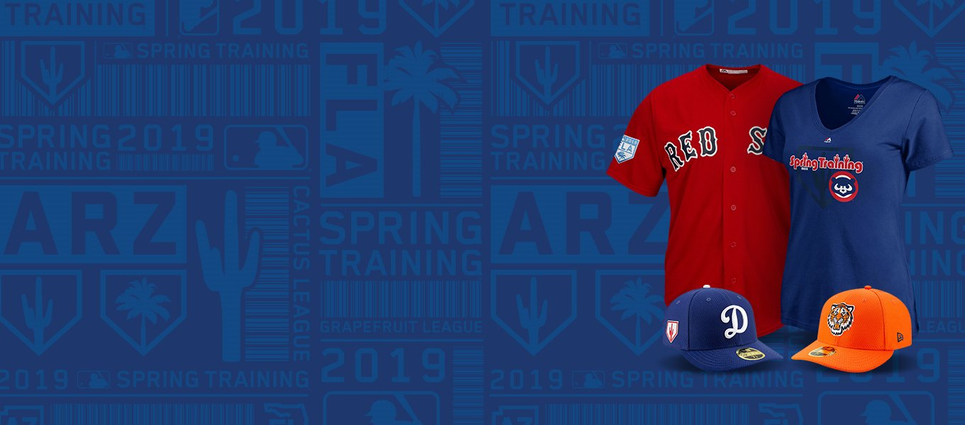 Shop official MLB 2019 spring training collection 13ed44e2b13d9