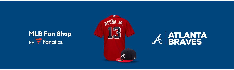 13e418a27 Atlanta Braves Team Shop - Walmart.com