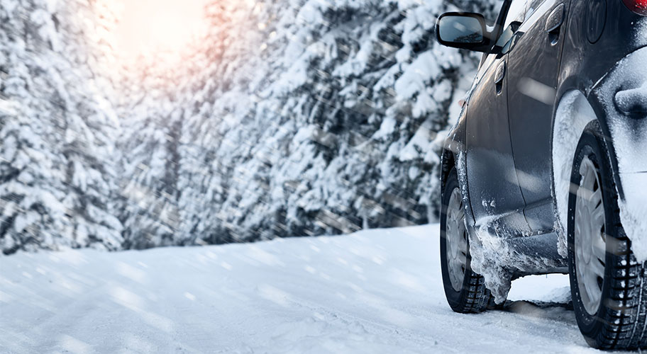 Whatever the weather brings… Get your car ready for holiday travel with everything from tire chains to cozy blankets to antifreeze.