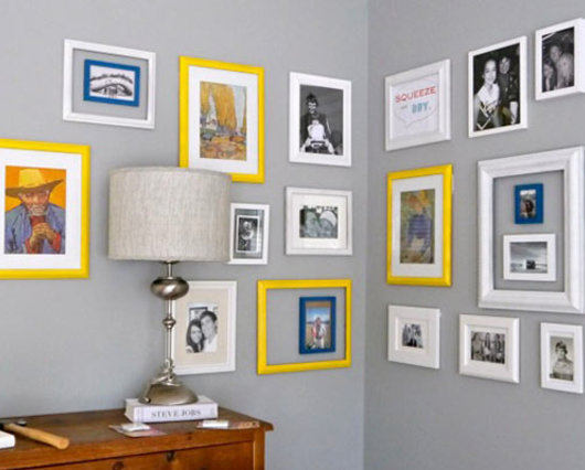 How To Hang Frames On Walls Without Nails Walmartcom
