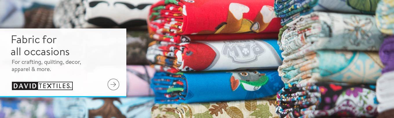 David Textiles Fabric