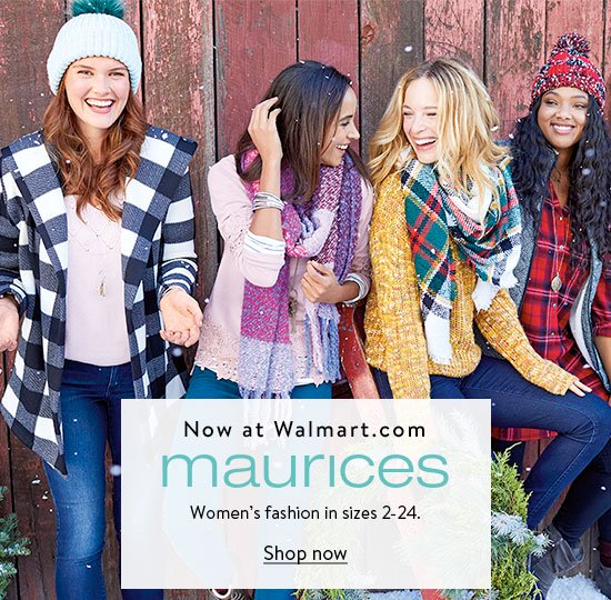 maurices discover women's fashion for every occasion in sizes 0-24.