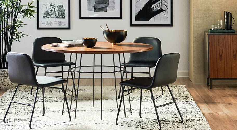 Introducing MoDRN. Bring home kitchen & dining furniture from our line of modern designs.