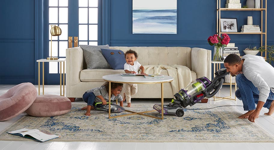 spring cleaning for all. Find a vacuum for every task from heavy-duty deep cleaning to quick spot checks. With uprights, handhelds and more, you can get the whole family to help out