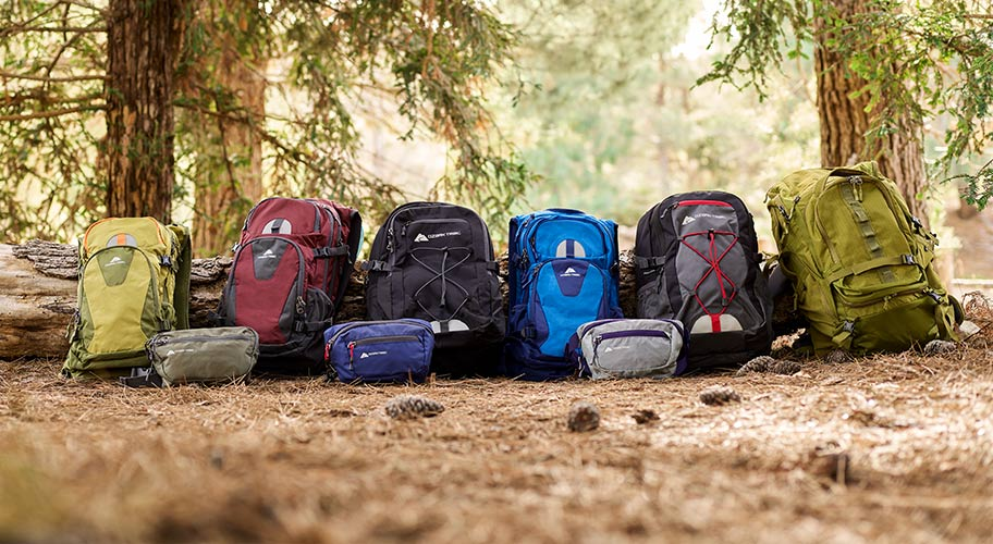 We've got your pack. Find the perfect companion for your outdoor adventures in our newest assortment of Ozark Trail quality backpacks & bags. Explore a wide range of lightweight, ultra-comfortable designs built for every way you like to roam.