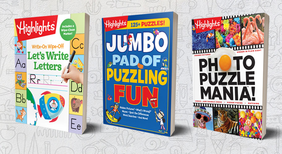 books that inspire kids to look learn