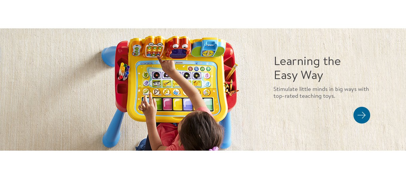 Learning the Easy Way. Stimulate little minds in big ways with top-rated teaching toys.